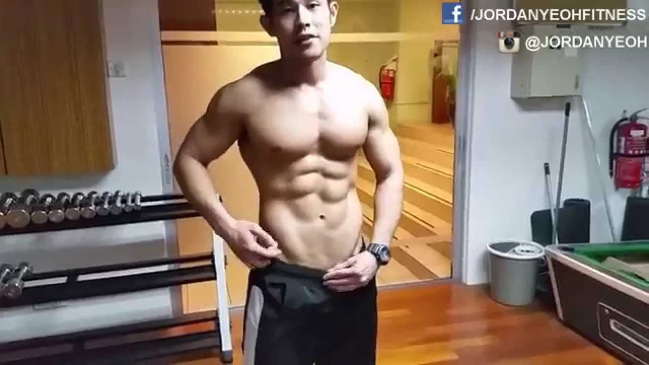 jordan yeoh arm workout