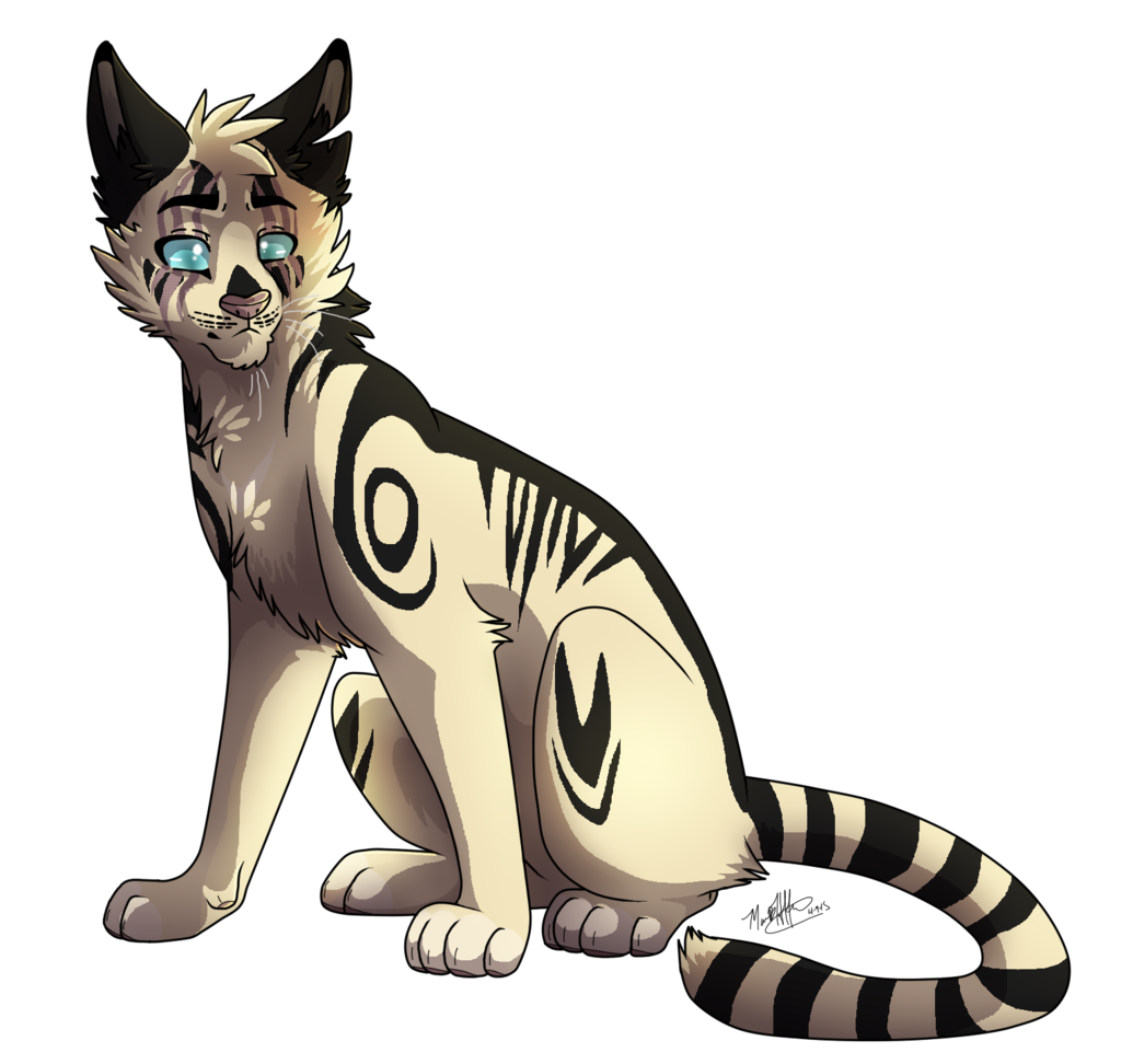 Warrior Cats Game: Blind Longtail Warrior Cats
