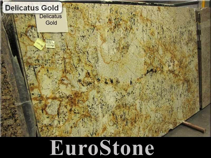 Delicatus Gold Granite Countertops · Granite CountertopsBay Area