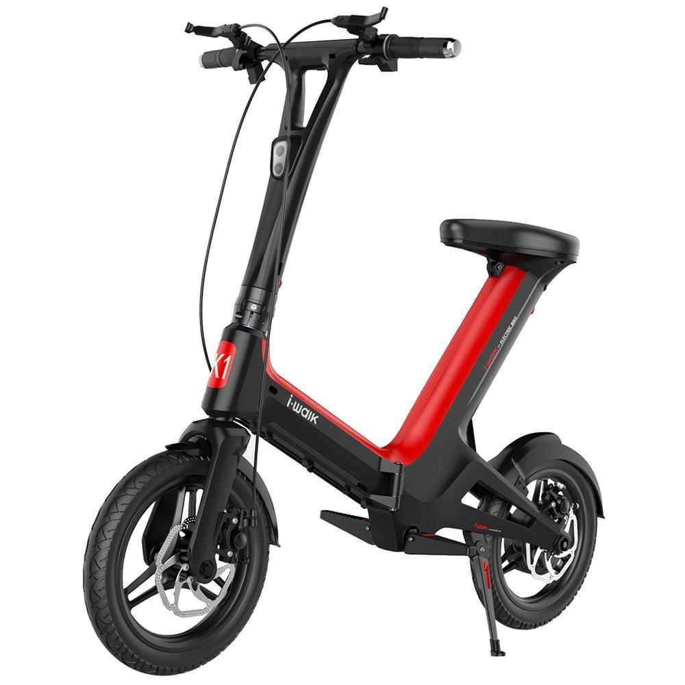 2 Rad Faltbare Elektrische Motorrad Auto Mit Fuß Pedal Elektrikli Bisiklet Elektro-scooter Roller