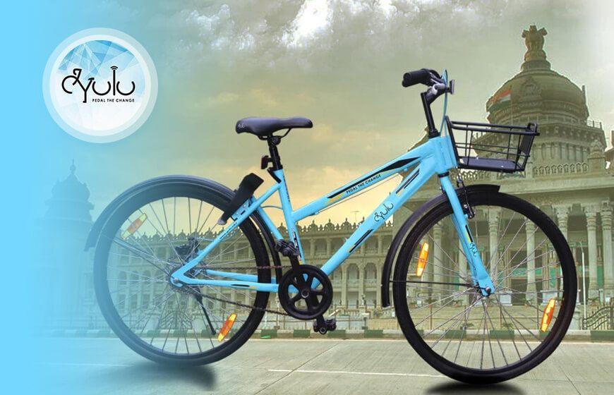Inmobi Founder Announces Yulu India S First Bike Renting Startup Start Up Bike Rent