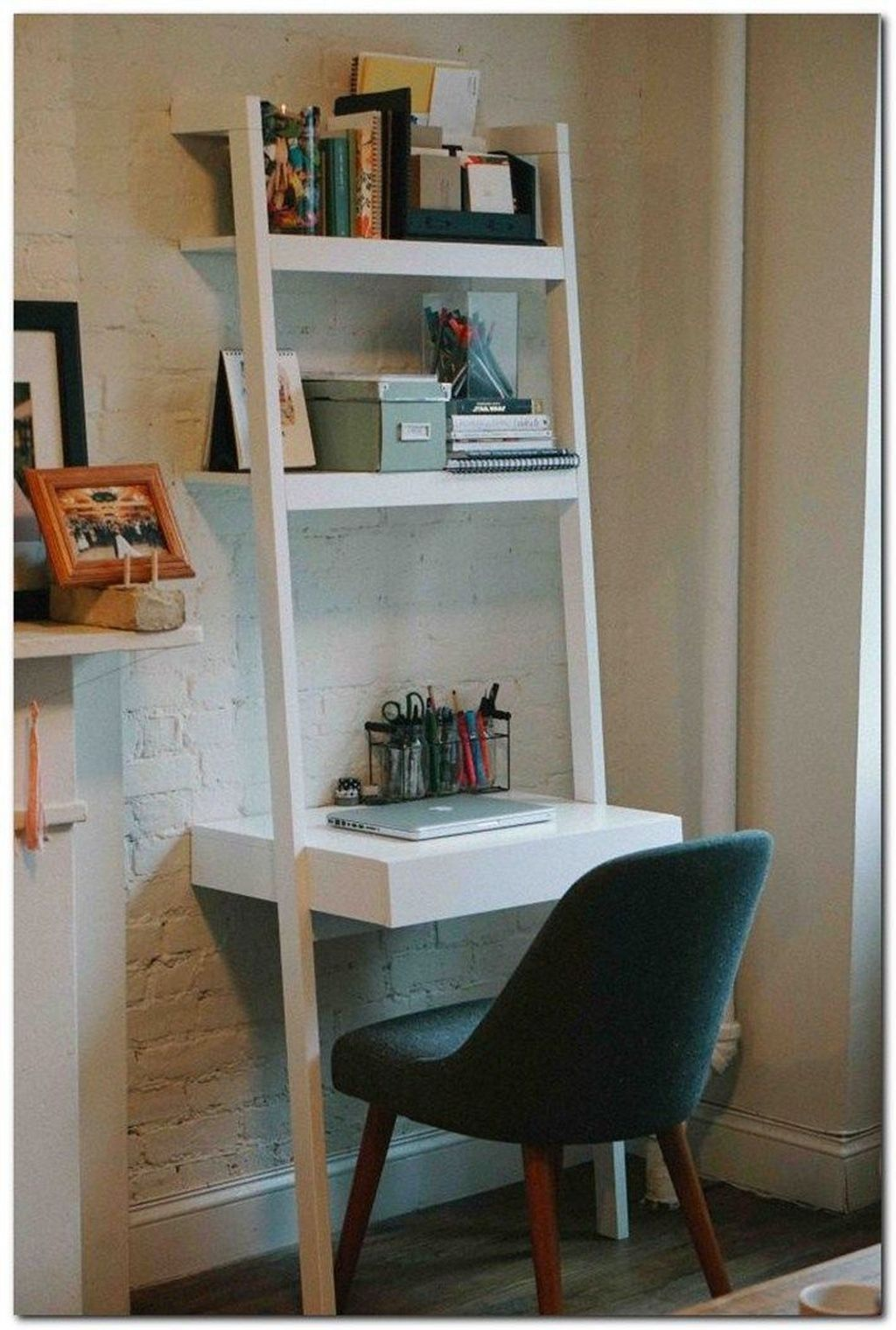 Clever small apartment hacks organization ideas 24
