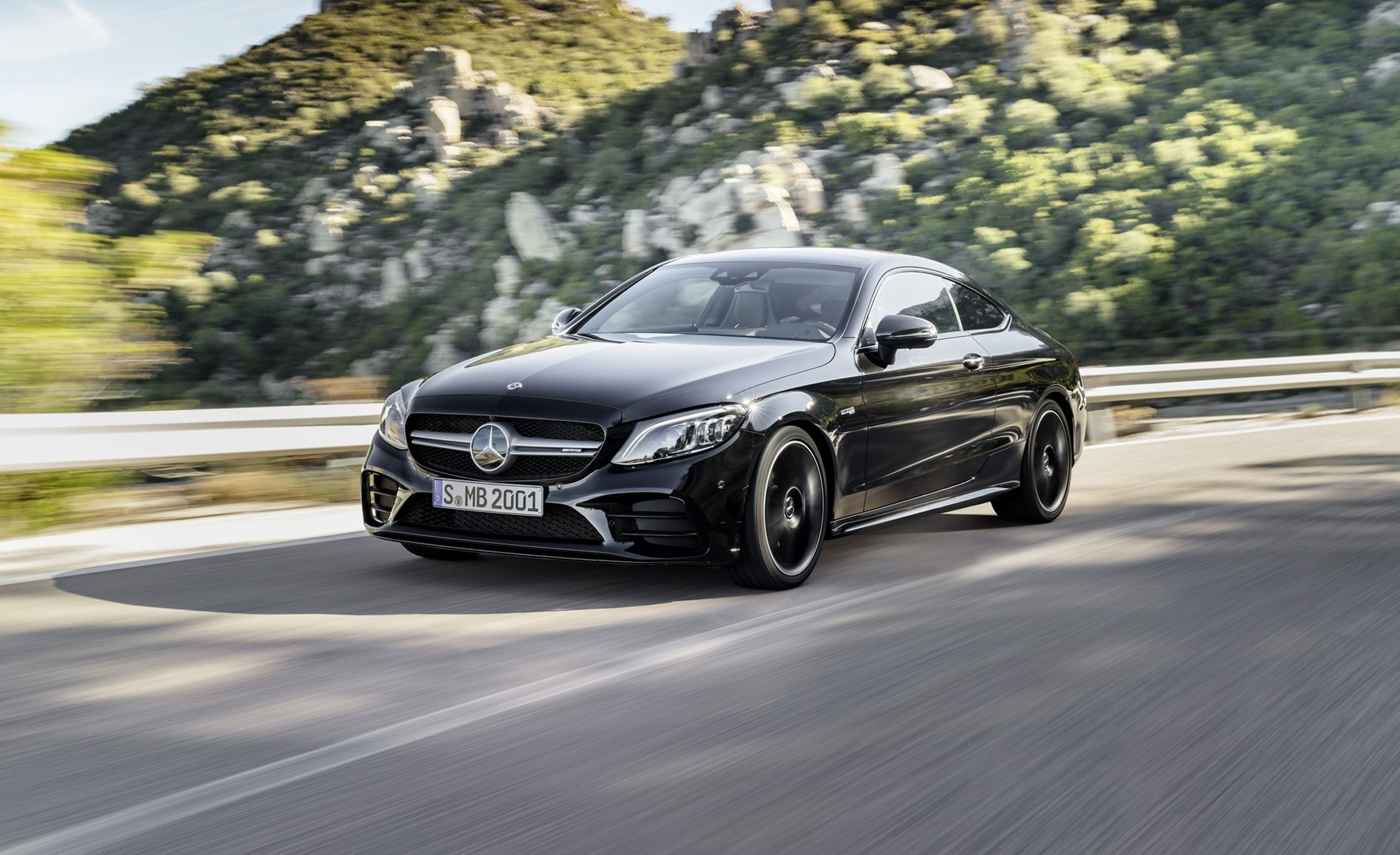 Mercedes Benz C Class Coupe 2019 Redesign Price And Review Car