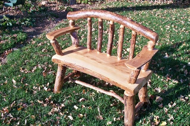If You Are Interested In Gorgeous Rustic Log Furniture, Completely Handmade  In The US (Cincinnati, To Be Exact), Check Out Ohio Valley Rustics.