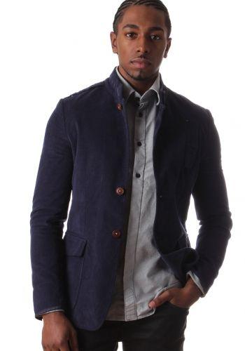 G Star Raw Men's Correct Line Blazer Navy | Blazers for men