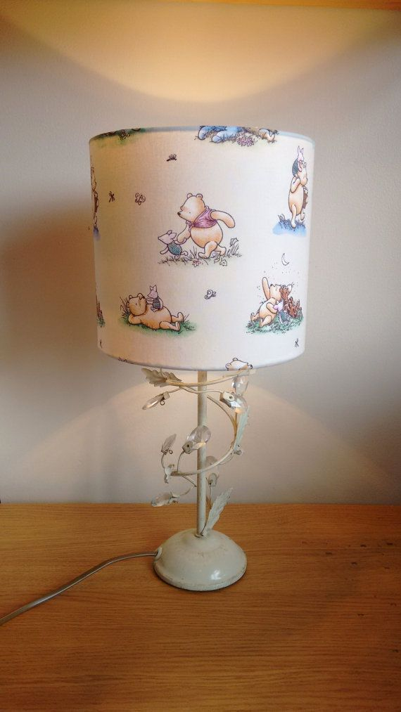 Classic winnie the pooh lampshade ceiling shade nursery babies classic winnie the pooh lampshade ceiling shade aloadofball Images