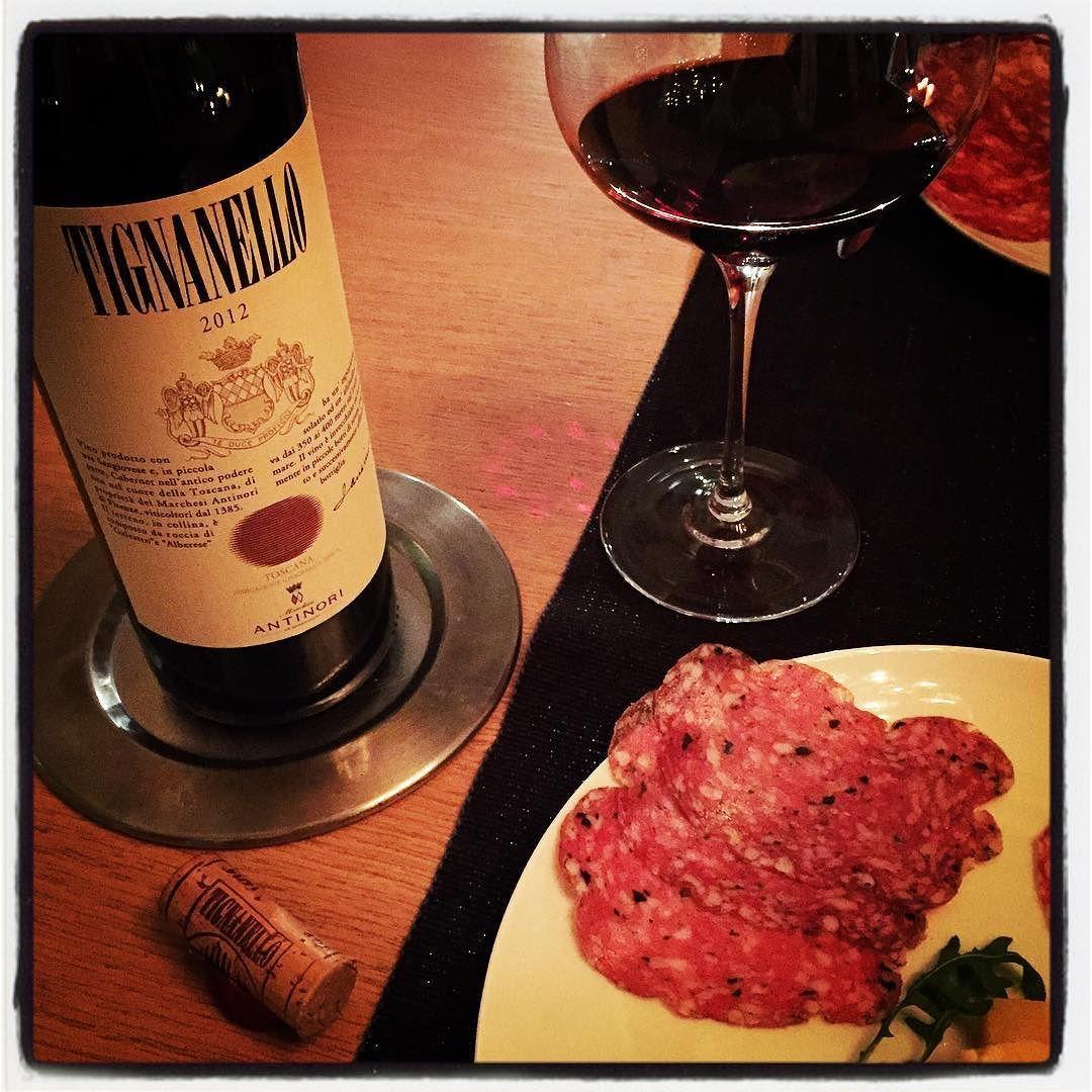 Peter Trimbos On Instagram Feest Vino Italiano Tignanello Food Tignanello Vino
