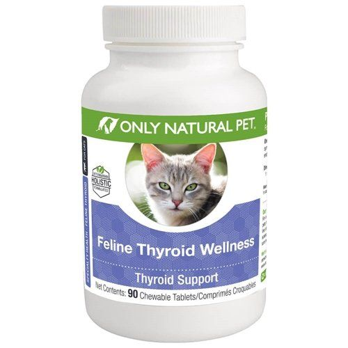 Only Natural Pet Feline Thyroid Wellness Read More Reviews Of The Product By Visiting The Link On The Image Note It Is Affiliate Natural Pet Pets Cat Health