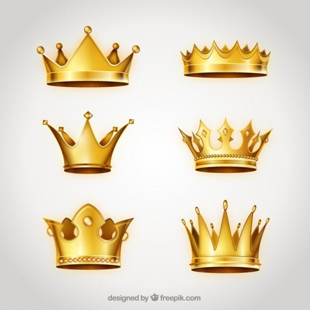 Collection Des Couronnes D Or Crown Drawing Golden Crown Crown Tattoo