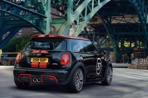 Mini Reveals New John Cooper Works Tuning Options Pictures