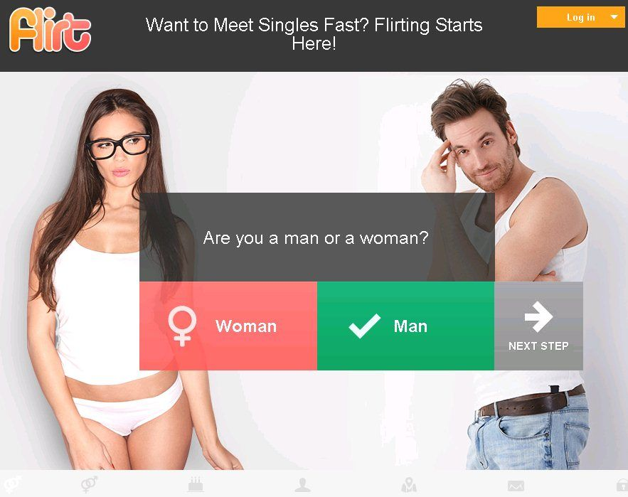 Fast flirting dating