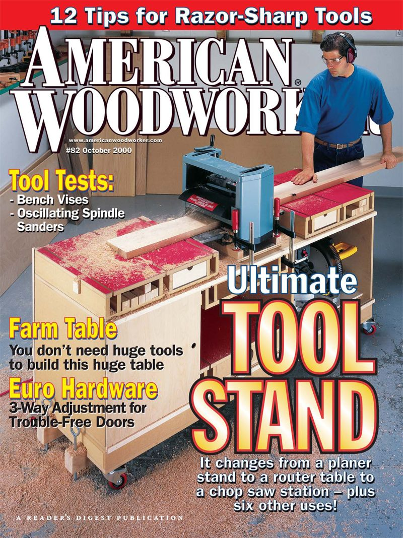 Farm Table - Popular Woodworking Magazine
