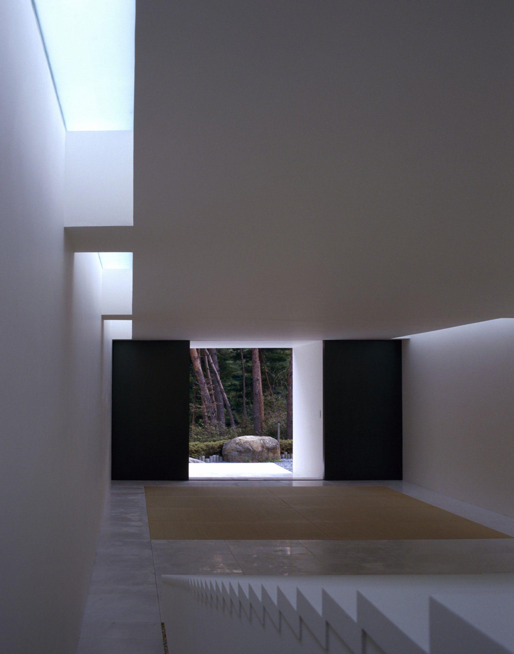 White Temple Kyoto, Japan Takashi Yamaguchi U0026 Associates