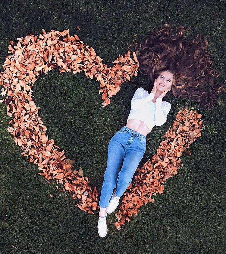 15 Ideas For Autumn Photos That You Will Definitely Want To Repeat | Журнал Ярмарки Ма�теров