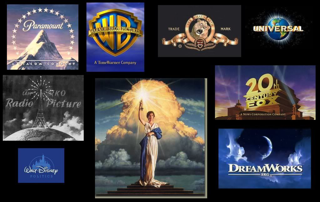 Logos for the top tv companies | Film logo, Film companies, Classic movie  posters