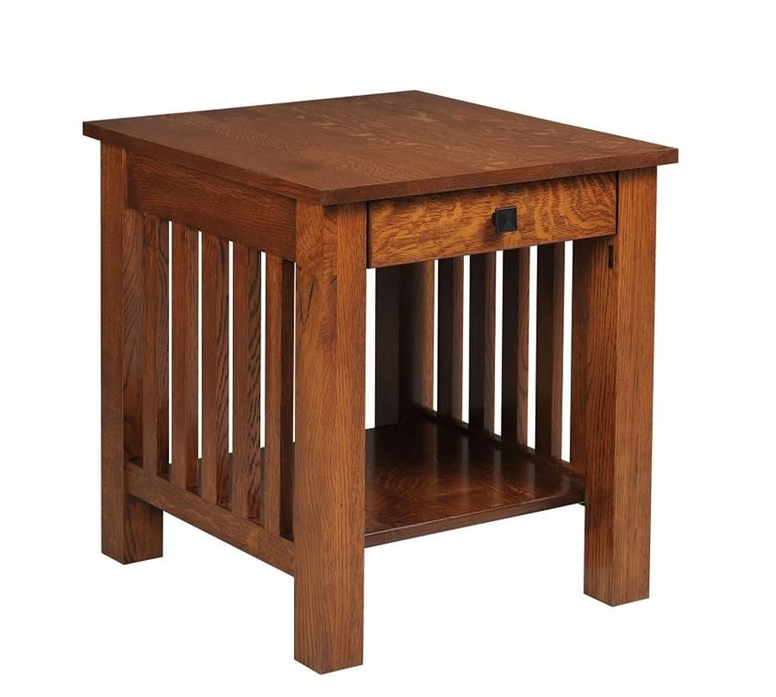 Amish South River Mission End Table