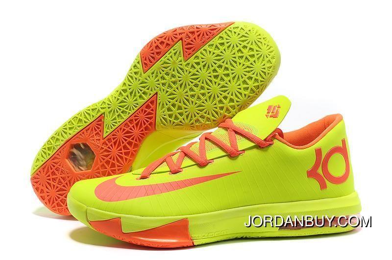 Nike Zoom KD VI Klein Durant Basketball Schuhe For Herren in 91963