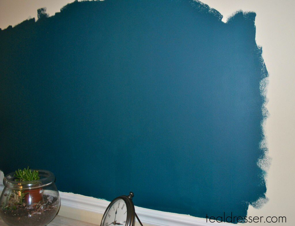 Behr Ocean Abyss Inspiration For Bedroom Color Scheme In