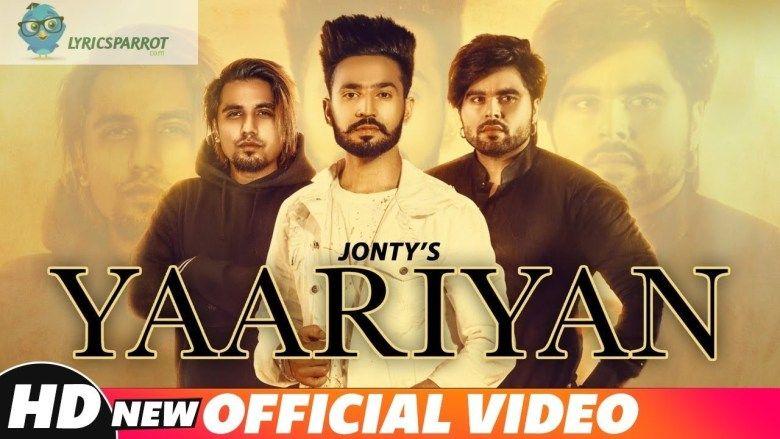 Latest Punjabi Song Yaariyan Song Mp3 Song Songs Old Song Lyrics