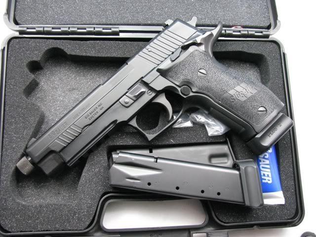Sig Sauer P226 X-Five Tactical Threaded Barrel- | Guns and