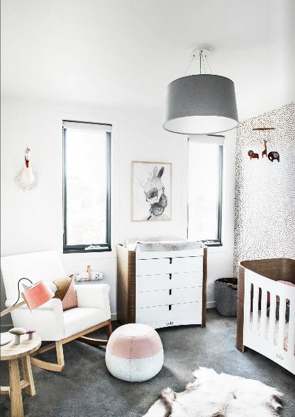 Chambre Bébé Moderne chambre bébé fille scandinave moderne   babies & kids in 2018