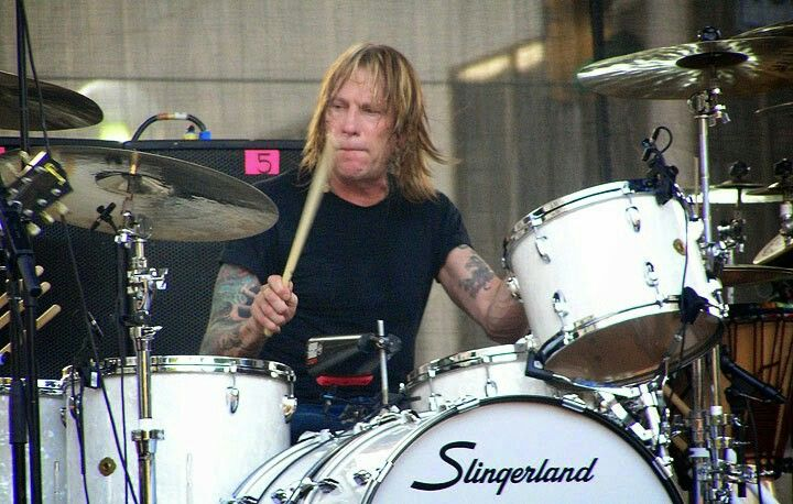 Matt Abts. Sadly underrated, this man plays with more groove and ...