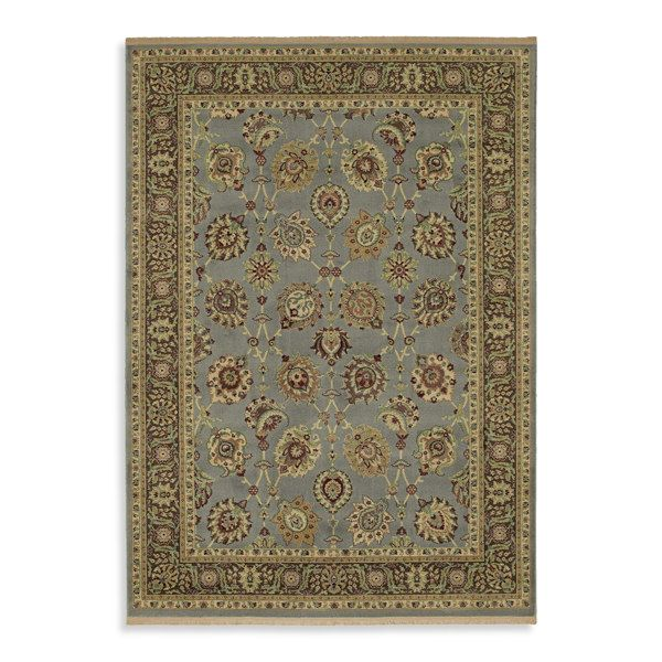 Shaw Century Collection Lenox Vintage Blue Rugs Bed Bath Beyond