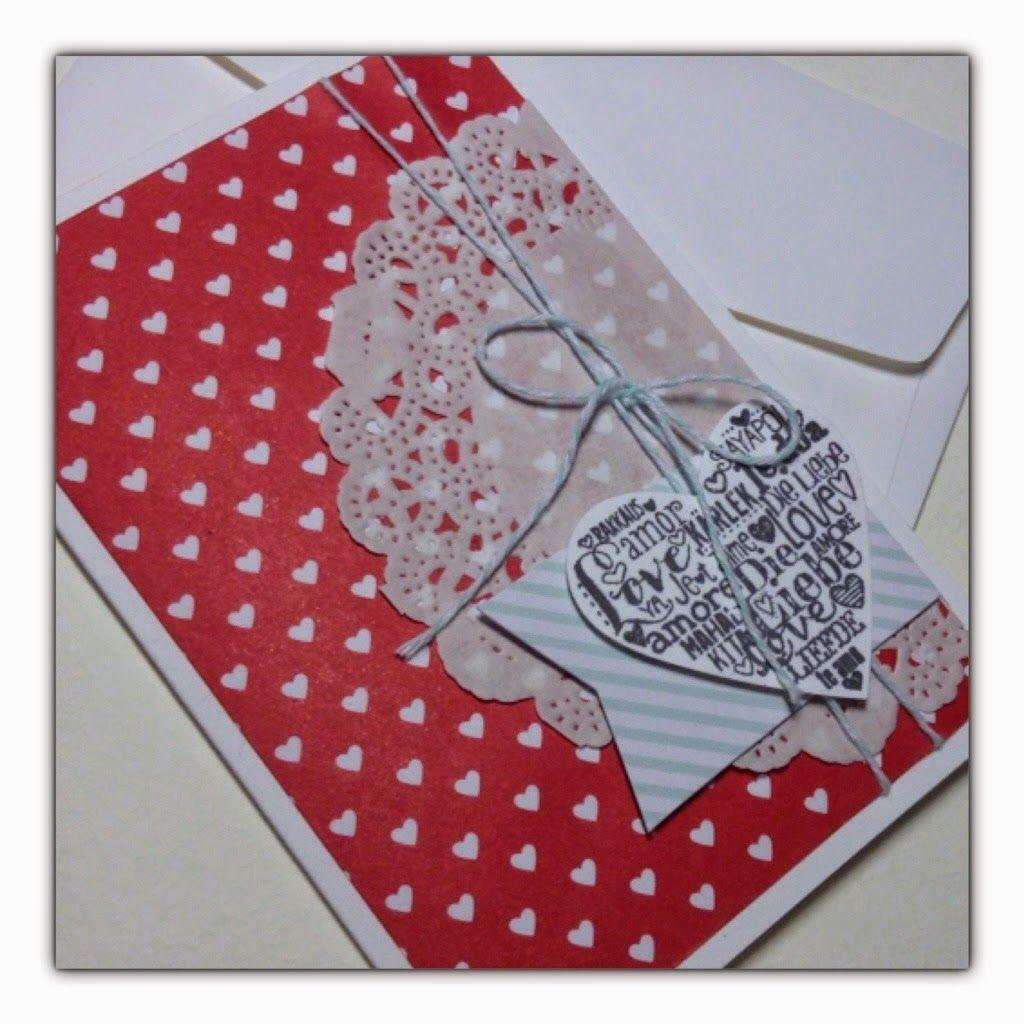 Kreativ Karten gestalten mit Stempel und Papier - stempel-kreativ.de.