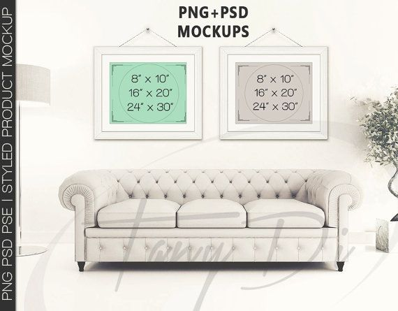 8x10 Black White Metal Frame On Wall Photoshop Print Mockup 4 Png Scenes Set Of 7 Vertical Horizontal Frames F45 W 6 Frames On Wall White Brick Walls Black White