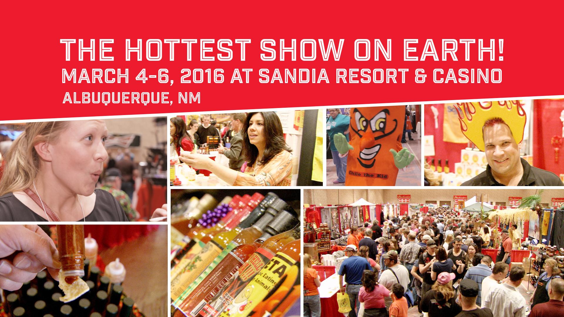National fiery foods /u0026 barbecue show sandia resort and casino february 28 casino.1995
