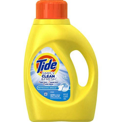 Cvs Tide Laundry Detergent Only 1 94 Starting Sunday 05 04 14