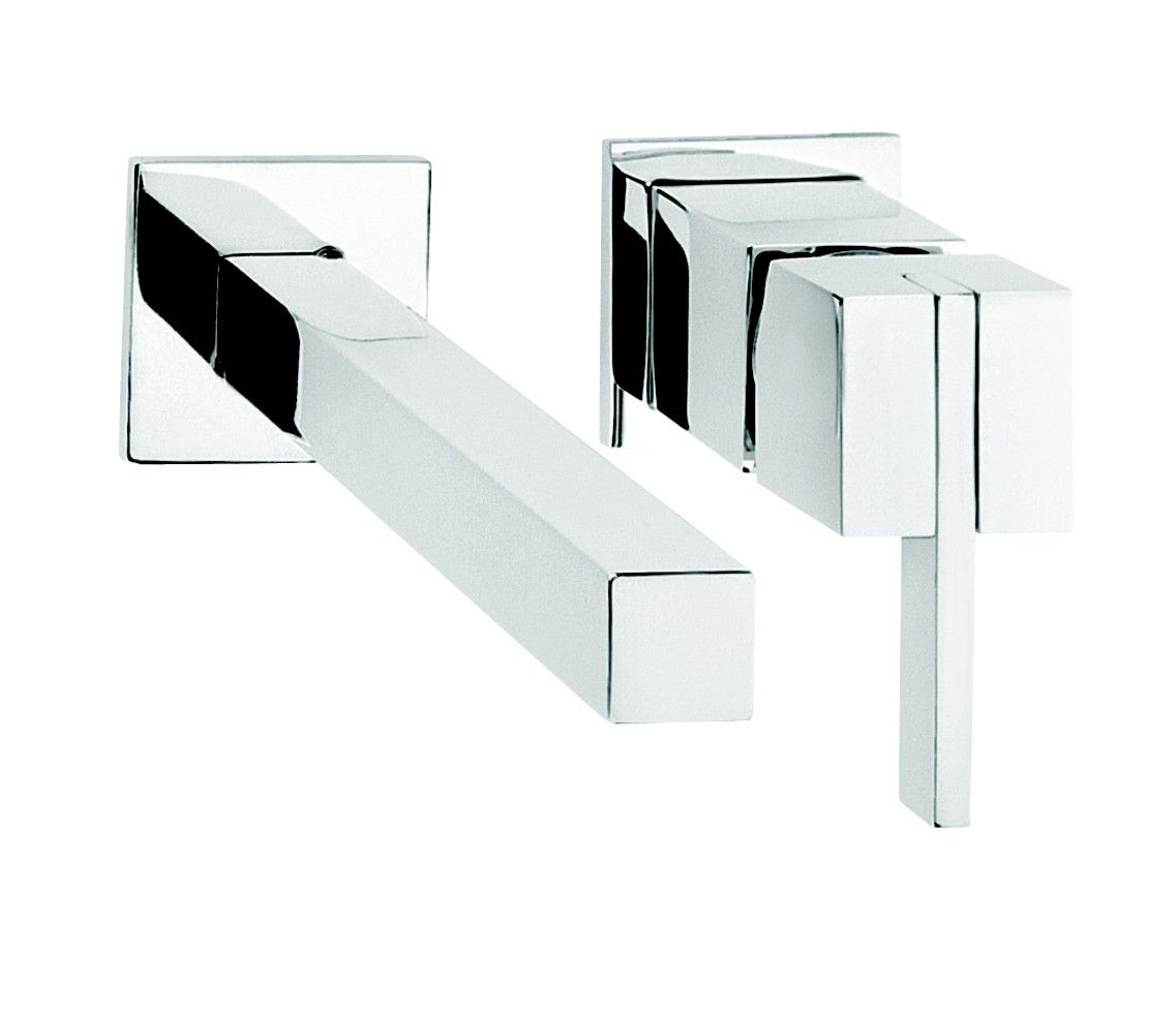 Kubica Wall Mounted Single Hole Faucet By Altmans Kubica Faucet