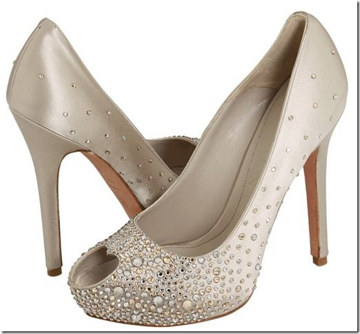 "HEART SHAPED PEEP TOE...YEP I""LL TAKE THESE PLEASE"