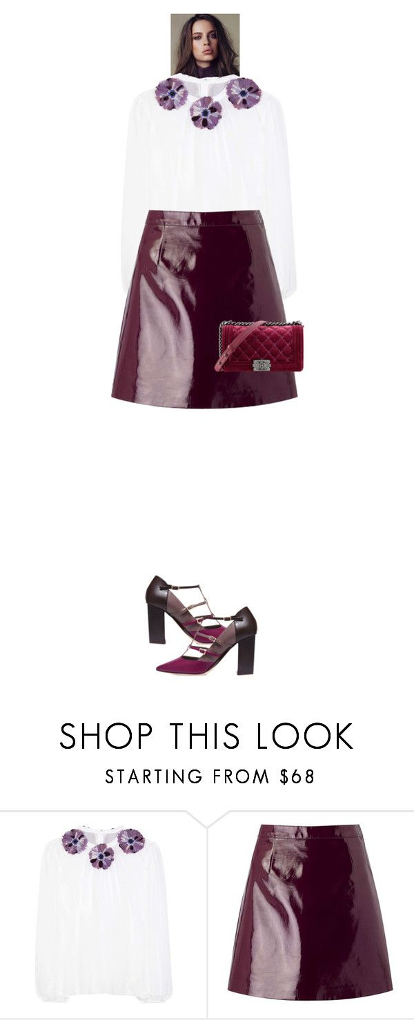 """Nimiane #7712"" by canlui ❤ liked on Polyvore featuring Dolce&Gabbana, Miss Selfridge, Jimmy Choo and Chanel"