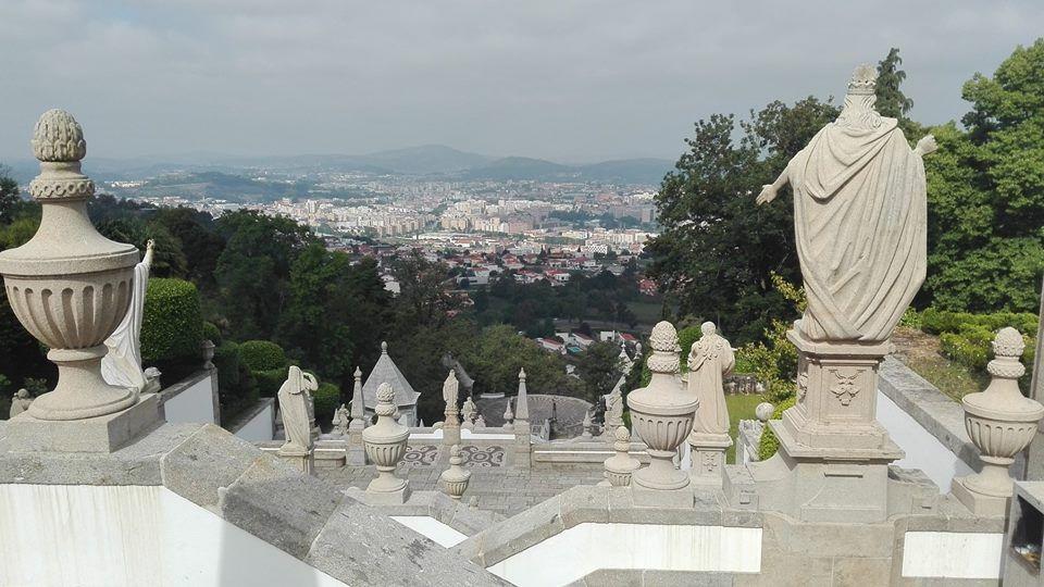 Bom Jesus do Monte, Braga, Portugal:) Foto de Jose Rodolfo