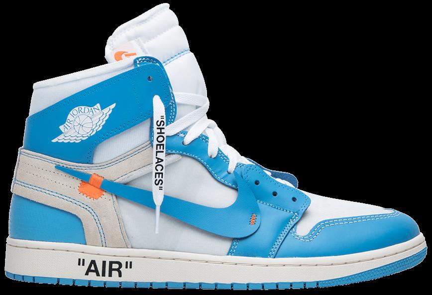Off White X Air Jordan 1 Retro High Og Unc Em 2020