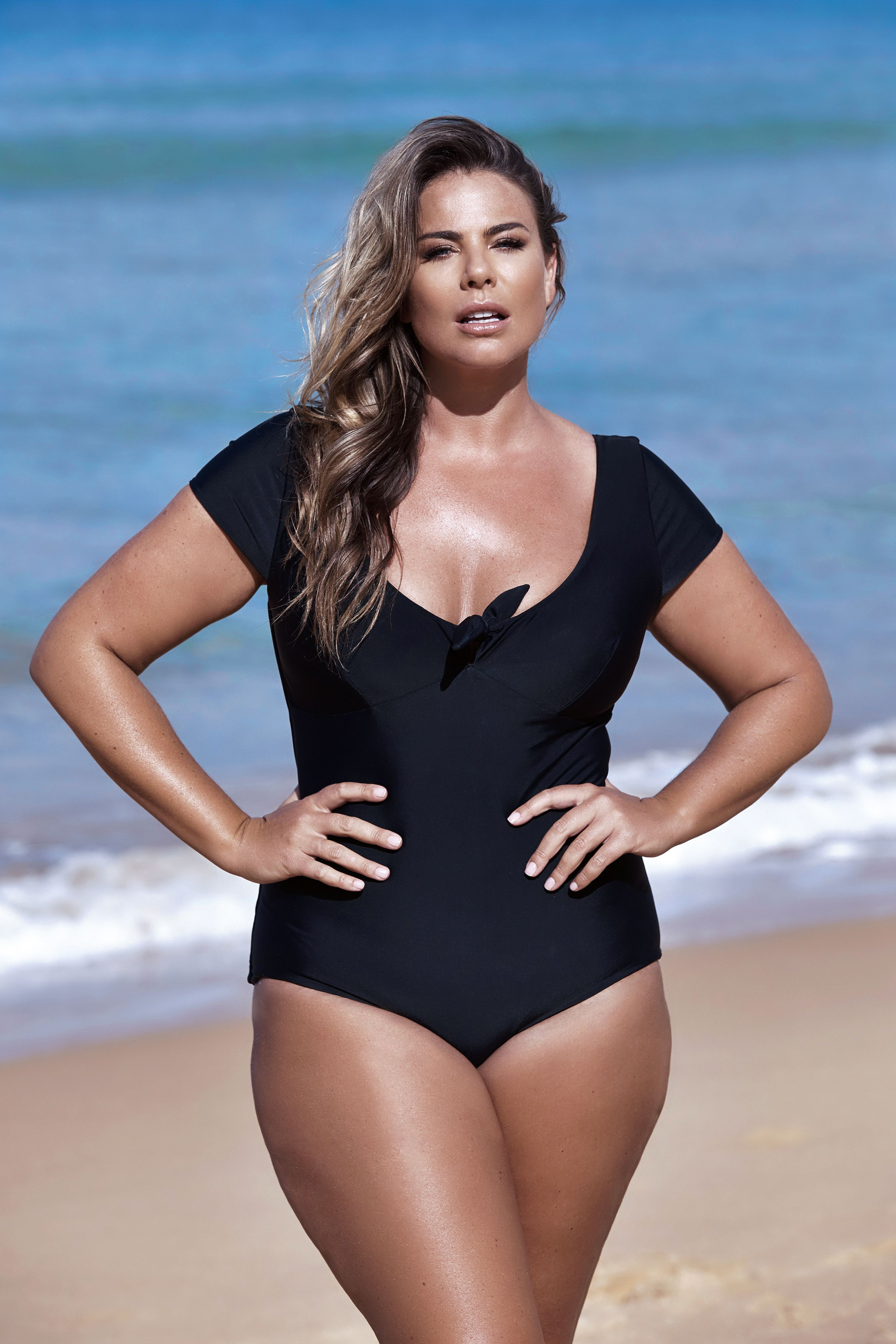 bdaac19c0e  Name of the game  Plus size swimsuit designed in Australia available in sizes  AU