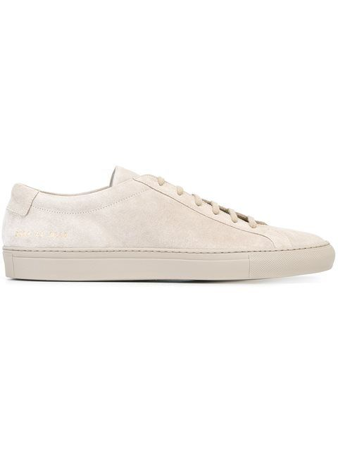 COMMON PROJECTS 'Achilles Low' Sneakers. #commonprojects #shoes #sneakers