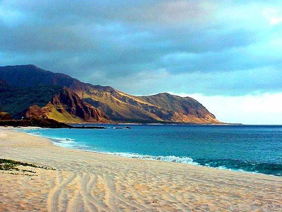 Barking Sands Beach Picture Beautiful