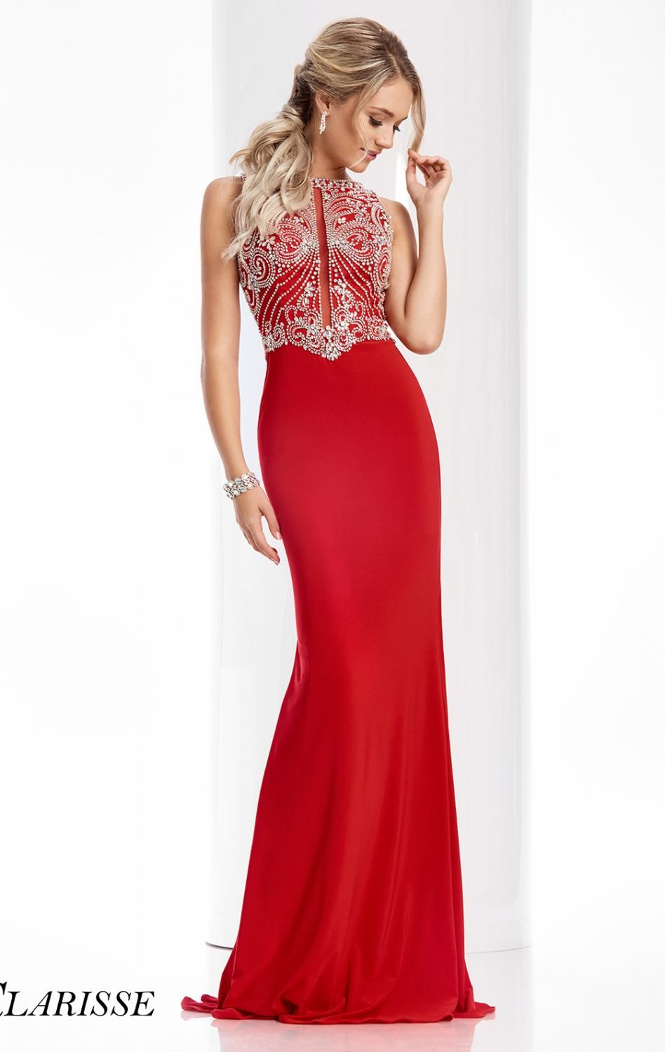 Clarisse by clarisse red dresses pinterest formal wear