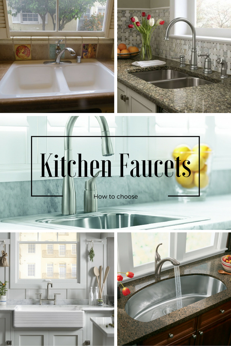 Choose the Best Kitchen Faucet for Your Needs | Faucet, Kitchens and ...
