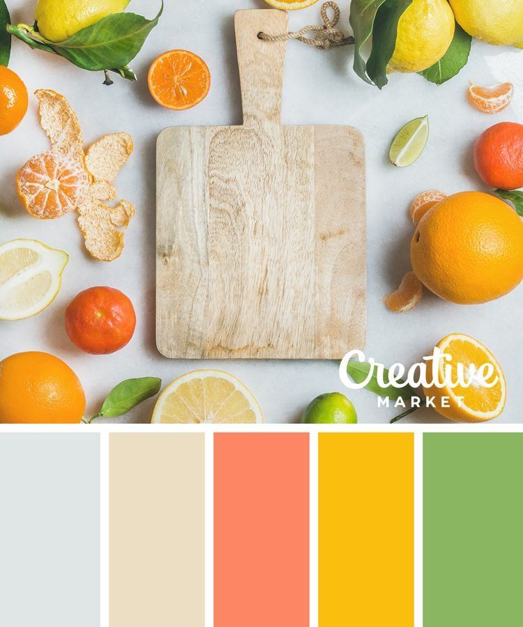 Yellow And Orange Kitchen: Pin By MADCTITY On Color Versions