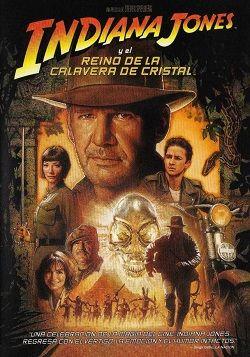 Ver película Indiana Jones 4 y el reino de la calavera de cristal online  latino 2008 gratis VK completa HD sin cortes descargar mega audio español  latino ... 84b6c7d2d99