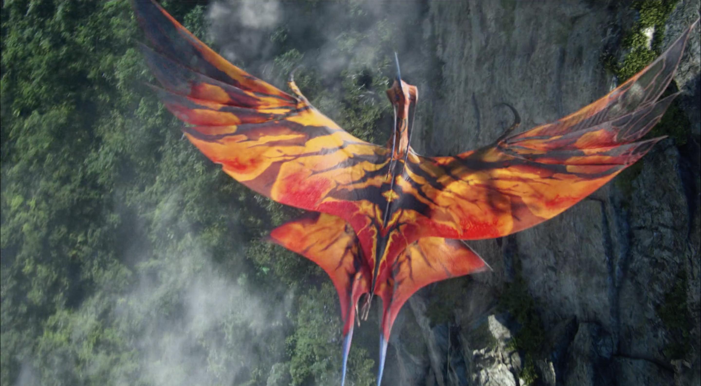 драконы из аватара картинки