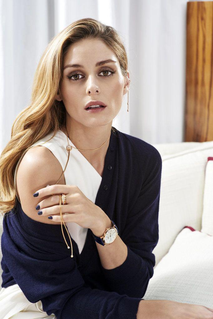 Olivia Palermo makes wearing jewelry look effortless.