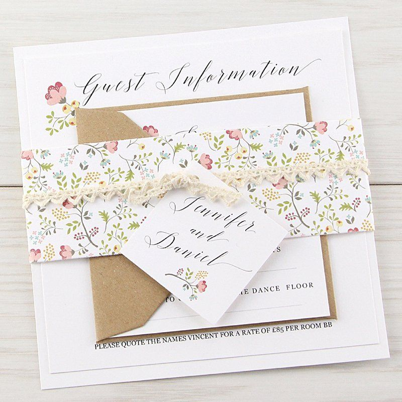 How to Make Wedding Invitations: The Ultimate DIY Guide | Diy ...