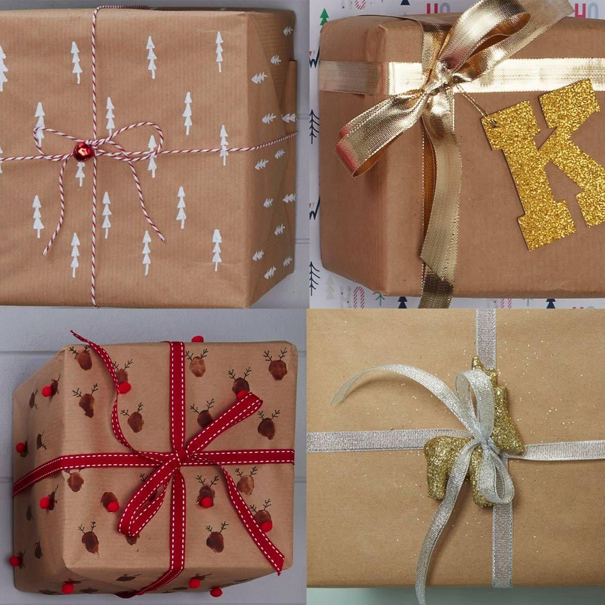Kraft Brown Wrapping Paper 3X 8M Rolls Bundle | Hobbycraft ...