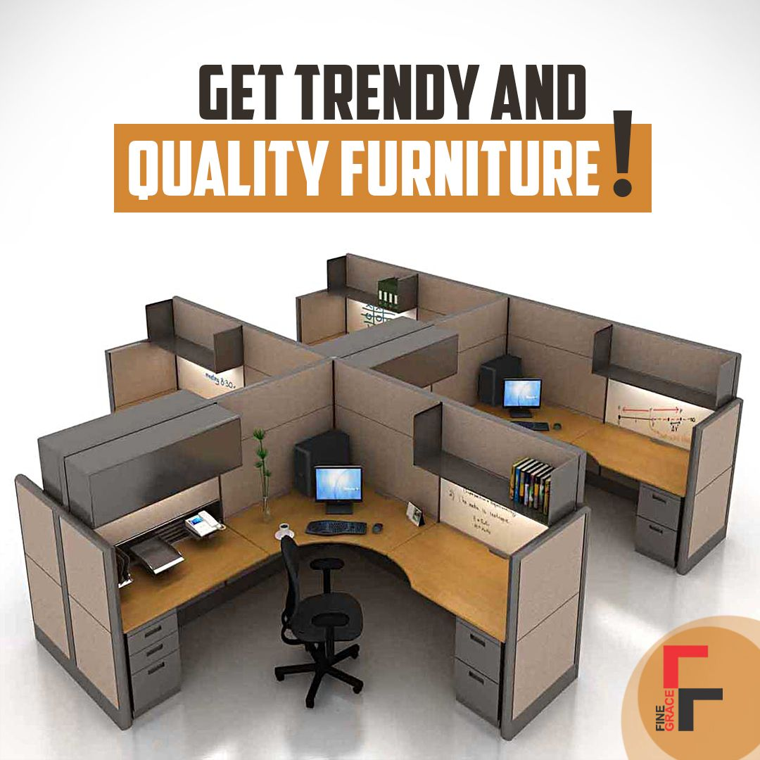 Decore Your Office With Trendy And Exclusive Furniture. Visit Us Online At  Www.finegrace