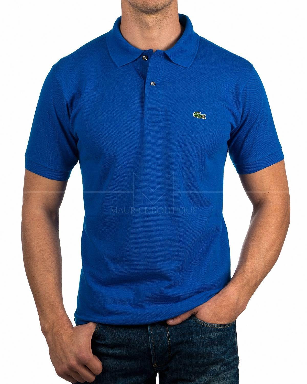 Polo Lacoste ® Hombre - Azul Royal   ENVIO GRATIS   Vestimenta ... 00439c6635
