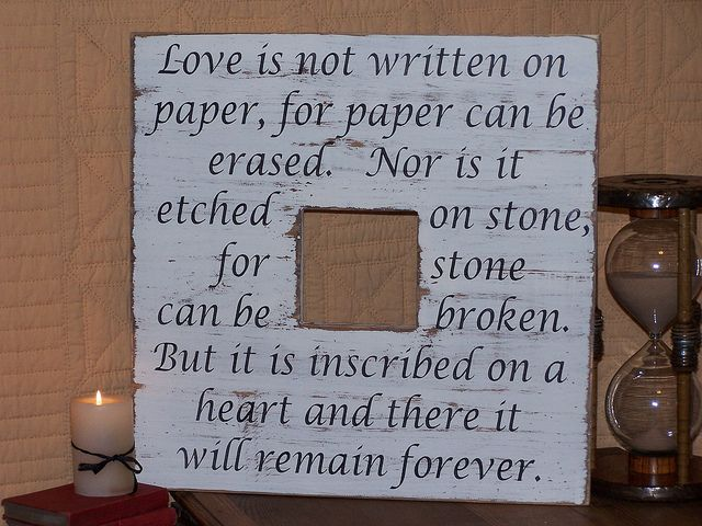 Love Quote Picture Frames Adorable Love Quotes For Herhow To Attract Women Get Your 6 Part